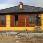 Дома из полистиролбетона - примеры готовых объектов